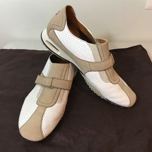 Come Haan Sneakers, White, lightly Worn sz 10.5